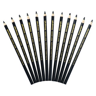 Black Chinagraph Marking Pencil (12 Pack) RS525653