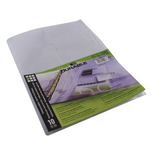 A4 Visifix Business Card Pockets Refill (10 Pack)