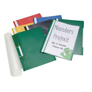 Project Files Assorted (100 Pack) PFA
