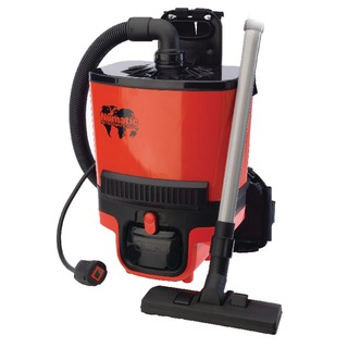 Red RucSac Backpack Vacuum Cleaner RSB.140