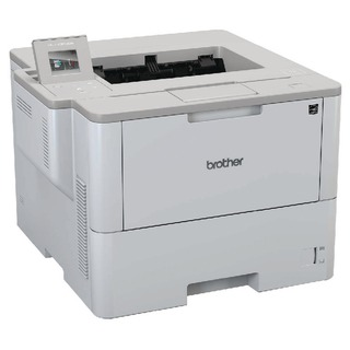 HL-L6300DW Grey Mono Laser Printer