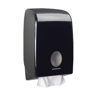 Black Hand Towel Dispenser 7171