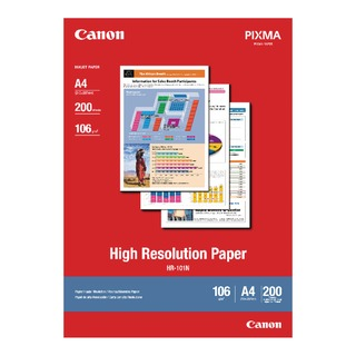 High Resolution A4 Inkjet Paper 106gsm (200 Pack) 1033A00