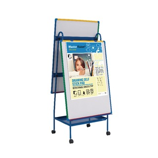 Schoolmate Creation Station Easel and Multivision Drawing Pad EA4914502