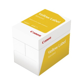 Yellow Label Standard ECF A4 Paper 80gsm (2500 Pack) 97003515