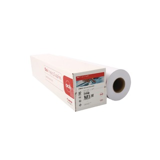 Plain Uncoated Red Label Paper 594mmx175m (2 Pack) 97003495