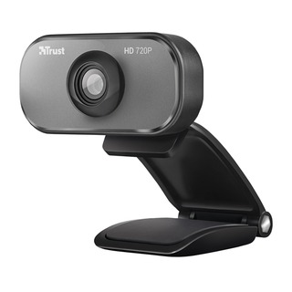 Viveo 720P HD Black/Aluminium Webcam