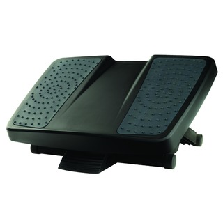 Professional Series Black Ultimate Foot Rest 8067001