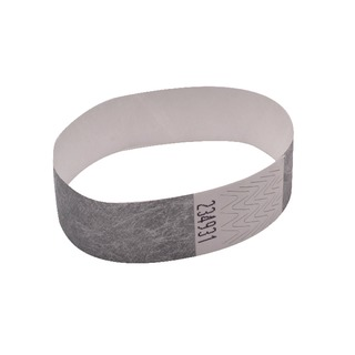 Wrist Bands 19mm Silver