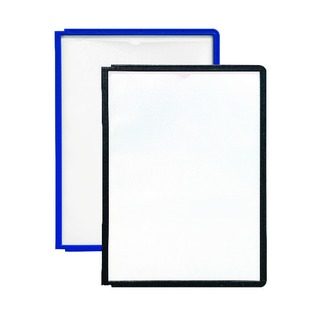 Durable Sherpa Black A4 Display Panel (10 Pack) 5606-