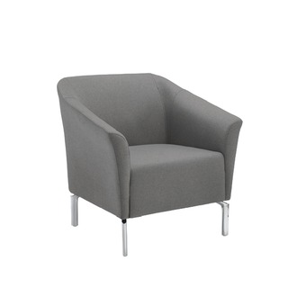 Executive Arm Chair Grey