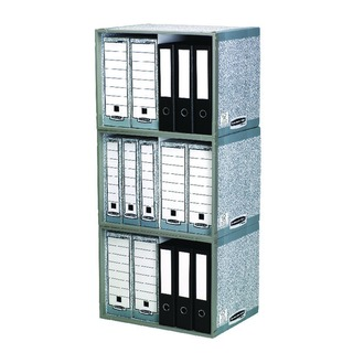 Bankers Box System Stax File Store (5 Pack)