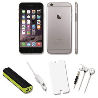 iPhone 6 Certified Pre Owned Bundle Deal with 2000mah Power Bank
