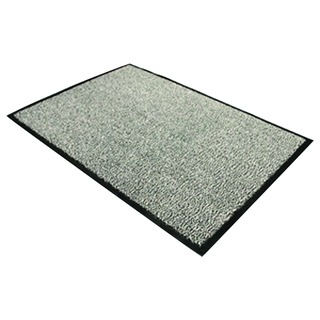 Black and White Dust Control Door Mat 900x1200mm 49120DCBWV