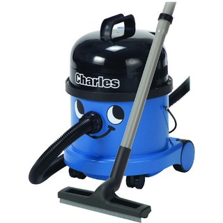 Blue Charles Wet and Dry Vacuum Cleaner CVC370