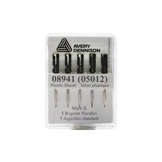 Dennison Tagging Needles Plastic Standard (5 Pack)