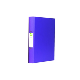 2-Ring A4 Binder 25mm Polypropylene Purple (10 Pack)