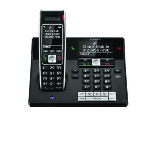 Diverse 7460 R DECT Cordless Phone With Answer Machine 060