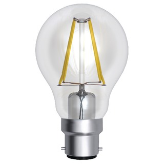 6W BC 600LM LED Filament Lamp FLBC6
