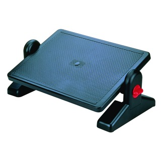 Black Foot Rest 29200-7