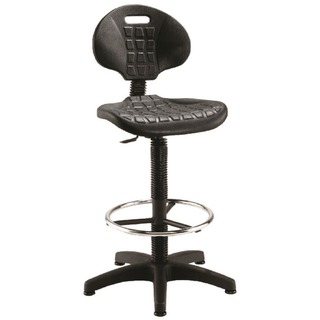 Draughtsman Black Chair