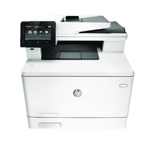 Color LaserJet Pro MFP M477fdw All in One Printer CF379A#B19