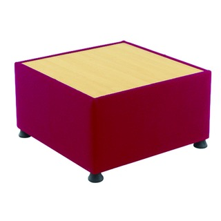 Claret Modular Reception Coffee Table