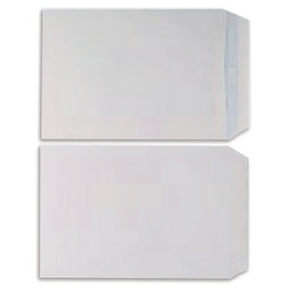 Pocket C5 Envelope 100gsm Self Seal White (500 Pack)