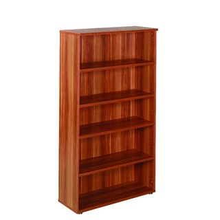 1800mm Cherry Bookcase