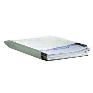 Gusset C4 Envelope Peel and Seal 120gsm White (125 Pack)