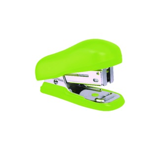 Bug Mini Stapler Green Blister (12 Pack) 14