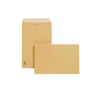 Envelope 381 x 254mm 130gsm Manilla Peel and Seal (125 Pack)