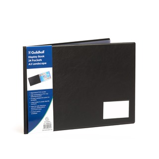 Display Book 24-Pocket A3 Landscape GDB24/L