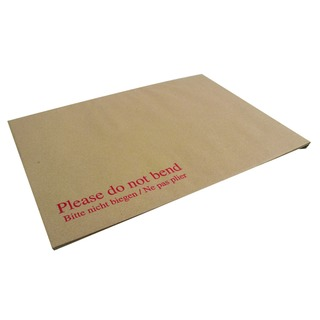 Board Back C4 Envelope 115gsm Manilla Peel and Seal (10 Pack)