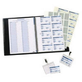 Visitors Book Refill Pack (100 Pack) 1464/