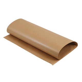 Scotchban Greaseproof Paper Sheets 450x700mm 40gsm Brown (480 Pack) 101102