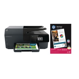 Starter Bundle Officejet Pro 6830 With HP Printing paper 80gsm