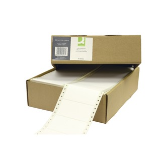 Computer Label 102x49mm 1 Across the Web White (6000 Pack)