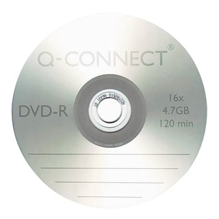 DVD-R 4.7GB Cake Box (25 Pack)