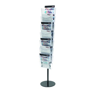 Literature File Floor Stand A4 7 Pocket CP082YTCRY