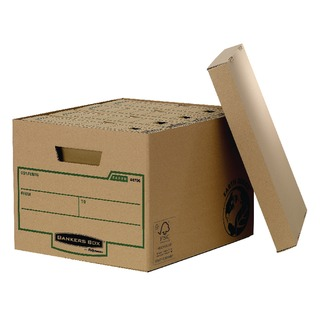 Earth Series Large Storage Box (10 Pack) 4470701