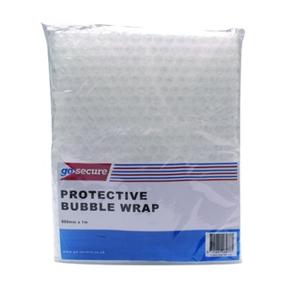 Secure Bubble Wrap Sheets 600mmx1m (6 Pack)