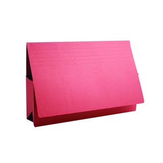 Red Probate Document Wallet (25 Pack) PRW2-RED
