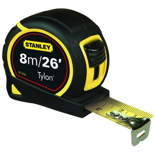 8 Metre Tape Measure 0-30-