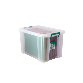 26 Litre Clear W470xD300xH290mm Store Box