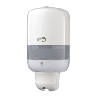 Mini S2 White Liquid Soap Dispenser 561