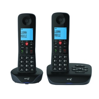 Essential DECT TAM Phone Twin 90658