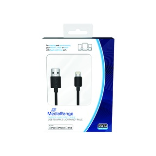 Charge and Sync Cable USB 2.0 to Apple Lightning MRCS137