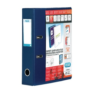 Vision A4 70mm Blue Lever Arch File 1