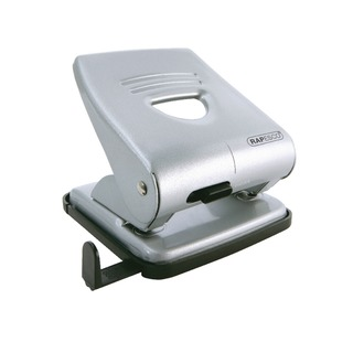 827 Silver 2-Hole Metal Punch 1023